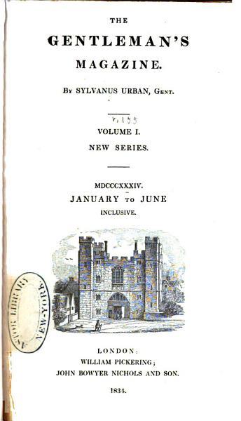 Download The Gentleman s Magazine Book