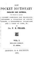 New Pocket Dictionary