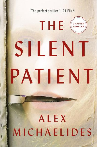 Download The Silent Patient  The First Three Chapters Book