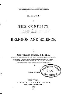 History of the Conflict Between Religion and Science Book