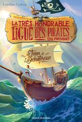 La très honorable ligue des pirates (ou presque) T01: Le trésor de l'Enchanteresse