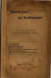 Theorie van het boekhouden: Volume 1