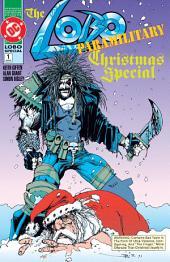Lobo Paramilitary Christmas Special (1991-) #1