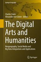 The Digital Arts and Humanities PDF