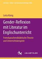 Gender Reflexion mit Literatur im Englischunterricht PDF