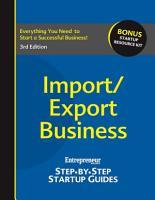 Import Export Business PDF