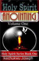 Holy Spirit Anointing 1 PDF