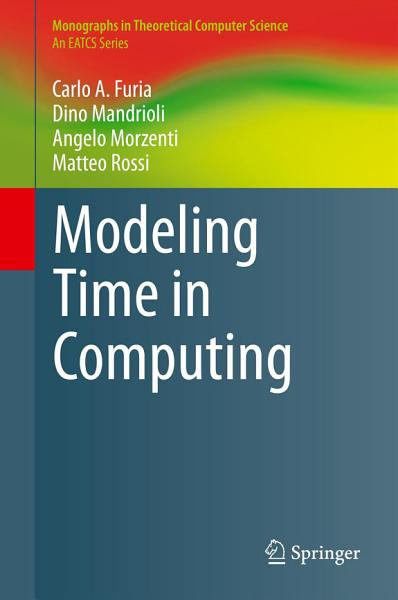 Download Modeling Time in Computing Book