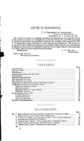 The cotton bollworm: an account of the insect, with results of experiments in 1903, Issues 191-200