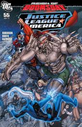 Justice League of America (2006-2011) #55