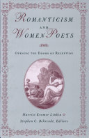Romanticism and Women Poets