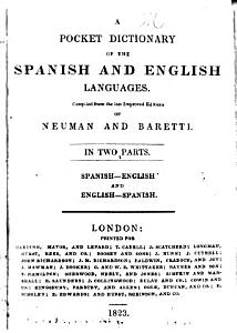 A Pocket Dictionary of the Spanish and English Languages PDF