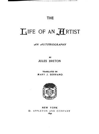 The Life of an Artist PDF