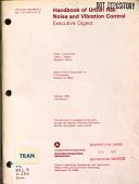 Handbook Of Urban Rail Noise And Vibration Control