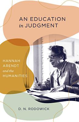 An Education in Judgment PDF