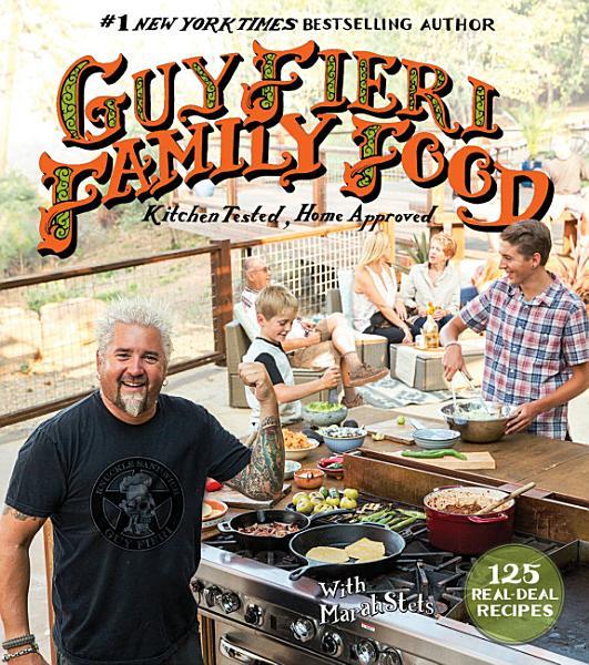 Download Guy Fieri Family Food Book