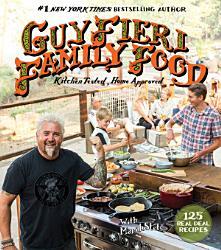Guy Fieri Family Food Book PDF