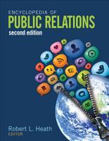 Encyclopedia of Public Relations PDF