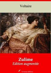 Zulime: Nouvelle édition augmentée