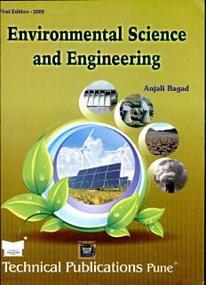 Environmental Science   Engineering Book