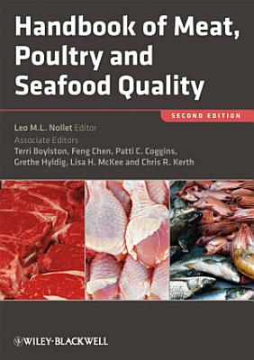 Handbook of Meat  Poultry and Seafood Quality PDF