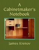 A Cabinetmaker s Notebook