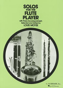 Solos for the Flute Player PDF