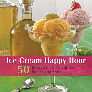 Ice Cream Happy Hour Book
