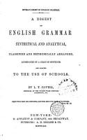 Covell s Digest of English Grammar PDF