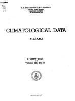 Climatological Data PDF