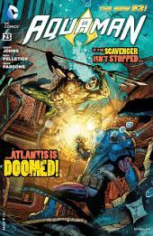 Aquaman (2011- ) #23