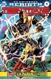 Teen Titans Annual: The Lazarus Contract (2017-) #1