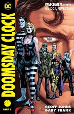 Doomsday Clock Part 1