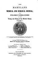 The Maryland Medical and Surgical Journal PDF
