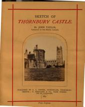 Sketch of Thornbury Castle