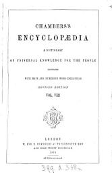 Chambers S Encyclop Dia Book PDF
