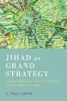 Jihad As Grand Strategy PDF