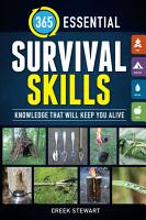 365 Essential Survival Skills PDF
