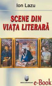 Scene din viața literară
