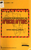 A Current Bibliography on African Affairs PDF