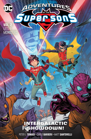 Adventures of the Super Sons Vol  2