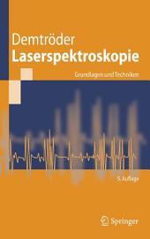 Laserspektroskopie: Grundlagen und Techniken, Ausgabe 5