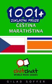 1001+ Základní Fráze Čeština - Maráthština