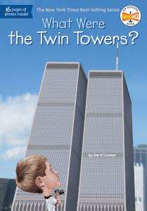 What Were the Twin Towers  Book