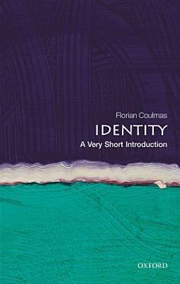 Identity  A Very Short Introduction PDF