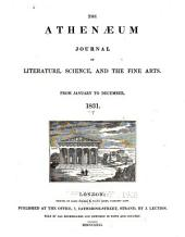 The Athenæum: A Journal of Literature, Science, the Fine Arts, Music, and the Drama