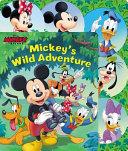 Disney Mickey Mouse  Mickey s Wild Adventure