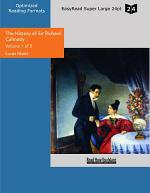The History of Sir Richard Calmady (Volume 1 of 5) (EasyRead Super Large 24pt Edition)