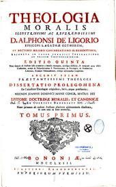Theologia Moralia... adjuncta... instruct. ad Praxim confessan.. Acced.. dissertio.. de Cas. Theol. originibus..., necnon J. D. Mansi.. Epitome.. ex op. Benedicti XIV
