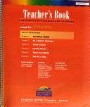 Friends: Teacher's book